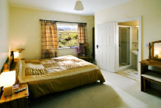 Currane Lodge: Our Bedroom