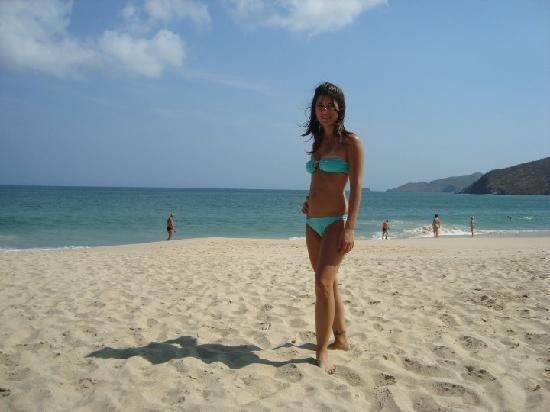 Dunes Hotel & Beach Resort : playa del hotel