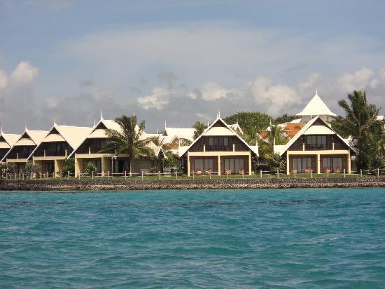 Preskil Beach Resort: Prestige Cottages