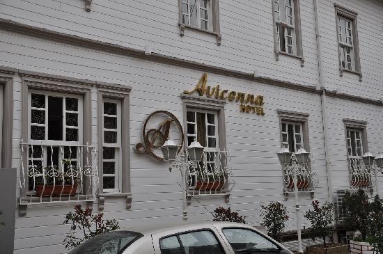 Avicenna Hotel: Ingresso Hotel