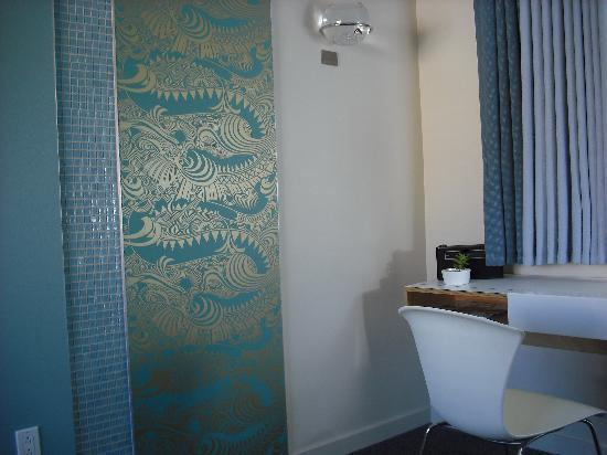 The Pearl Hotel: Cool room interiors with someone to welcome you home