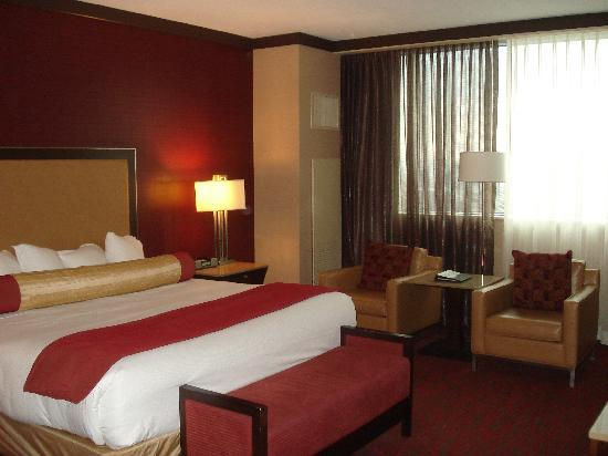 Harrah's Resort Atlantic City: Room 41095