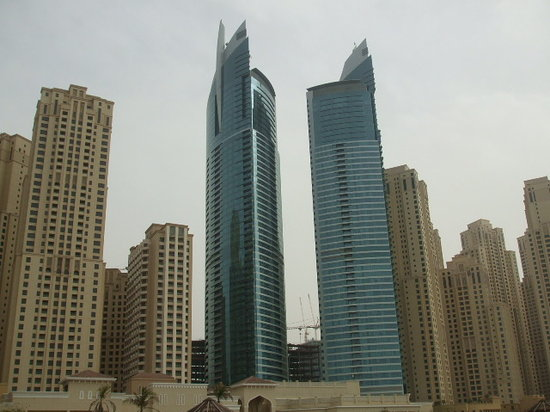 JA Oasis Beach Tower: The Oasis Beach Tower