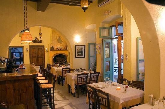 Avra Restaurant - Garden: Original Avra 1998-2011
