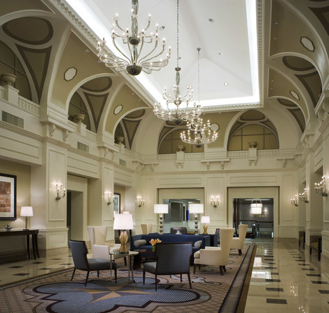 The Westin Book Cadillac Detroit: The Famous Italian Garden Room
