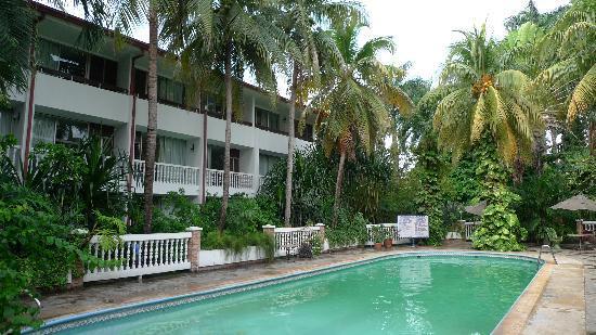 Le Plaza Hotel: pool