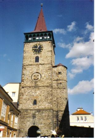 Jicín, Tsjekkia: Valdickagate