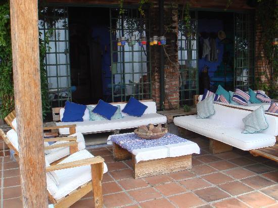 Casa Palopo: Lounge