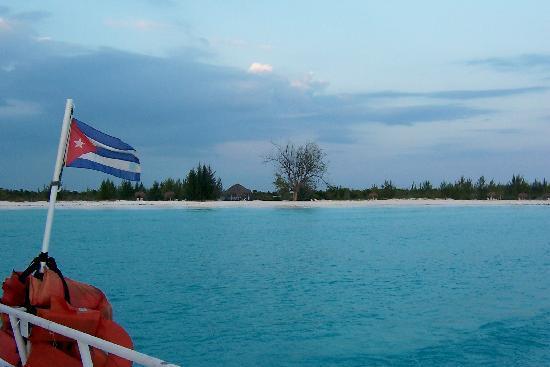 Cayo Largo, Cuba: Sunset cruise by Paraiso beach