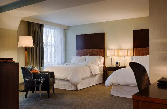 The Westin Book Cadillac Detroit: We are a family friendly hotel