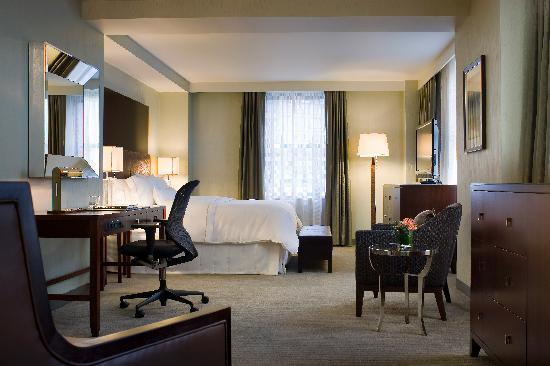 The Westin Book Cadillac Detroit: Executive King Room