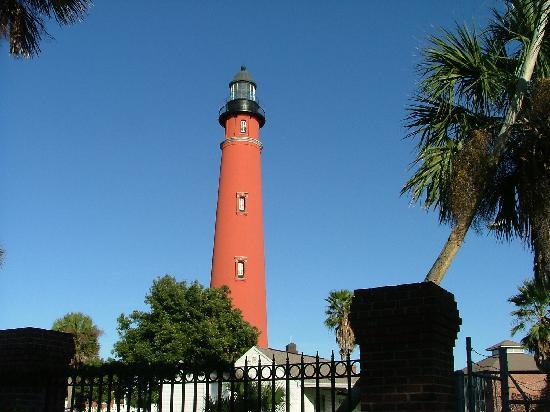 Coral Sands Inn & Seaside Cottages Ormond Beach: Ponce Inlet Lighthouse in Ponce Inlet, FL Approx. 30 minutes away - Coral Sands is in Ormond Bea