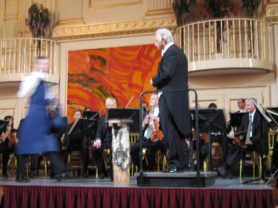 Strauss Concert Hofburg Palace: The Conductor