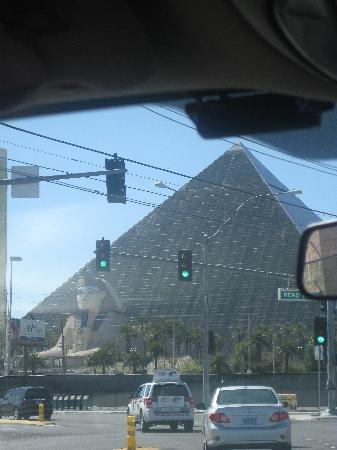 Luxor Hotel & Casino: Luxor