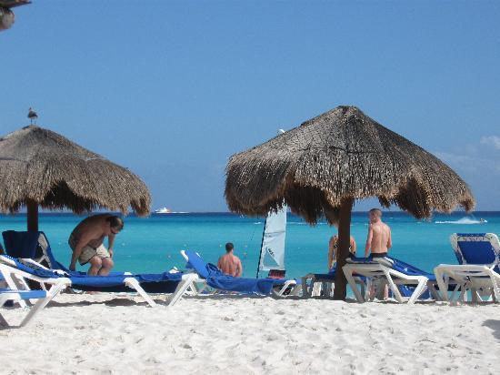 Viva Wyndham Maya - An All Inclusive Resort: playas excelentes