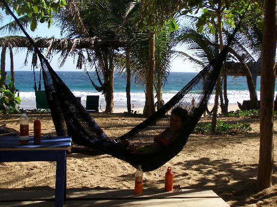 Bambu Ecocabanas: Our Hammock