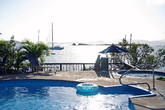 Gallows Point Resort: View from pool