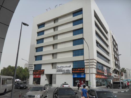 Residence Deira: Hotel Building