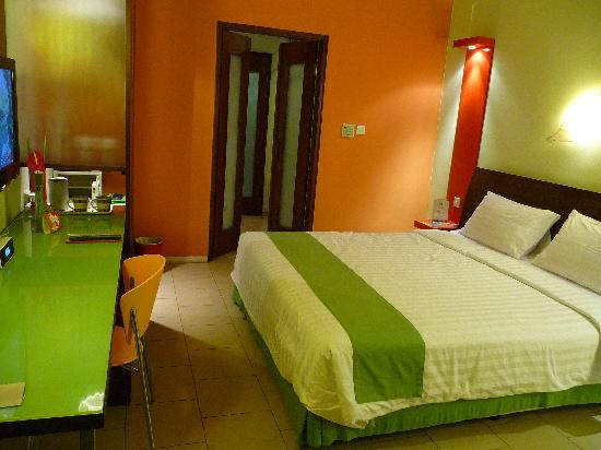 All Seasons Legian Bali: chambre deluxe