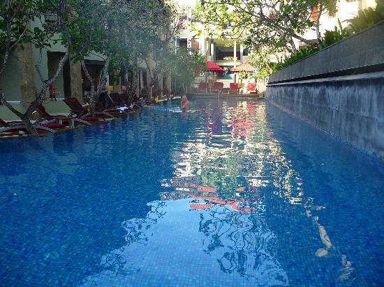 All Seasons Legian Bali: la piscine