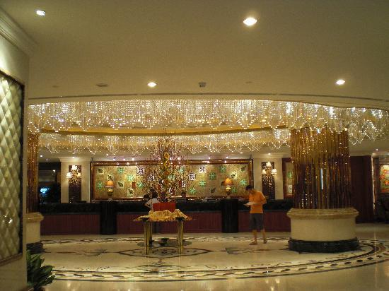 Windsor Plaza Hotel Reception