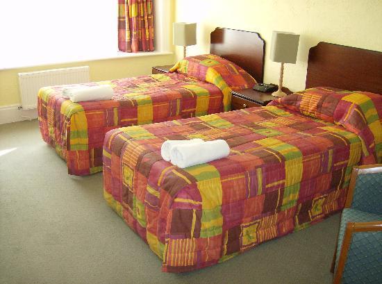 Bay Majestic Bournemouth Hotel: Room 105