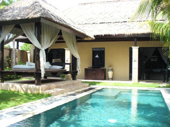 The DreamLand Luxury Villas & Spa: Villa from pool