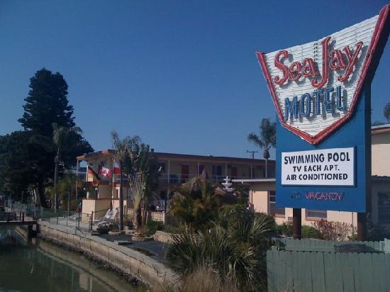 Sea Jay Motel: Seajay exterior day