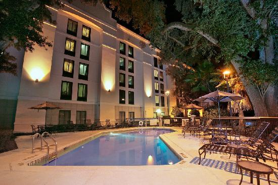 Hampton Inn Jacksonville/Ponte Vedra Beach-Mayo Clinic Area: Pool