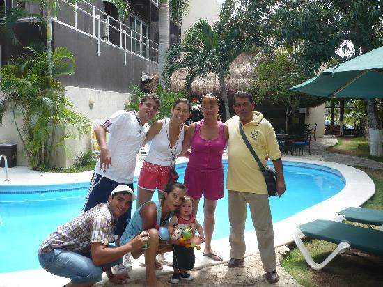 Hacienda Paradise Boutique Hotel by Xperience Hotels: ¡que triste despedirse del hotel!
