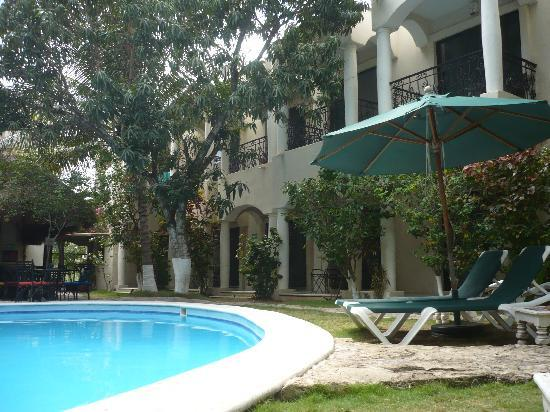Hacienda Paradise Boutique Hotel by Xperience Hotels: alberca