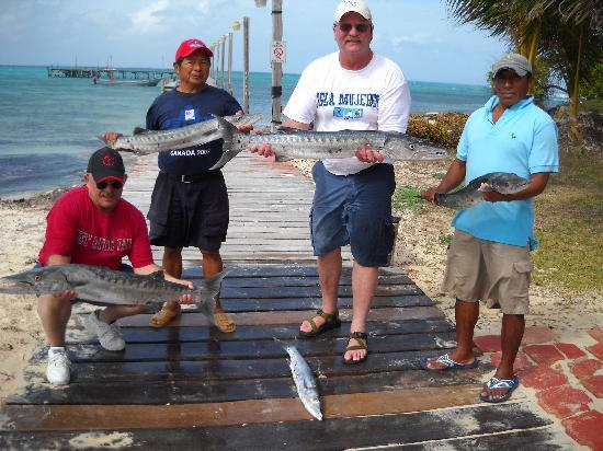 Isla Mujeres, Mexico: Catch of the Day