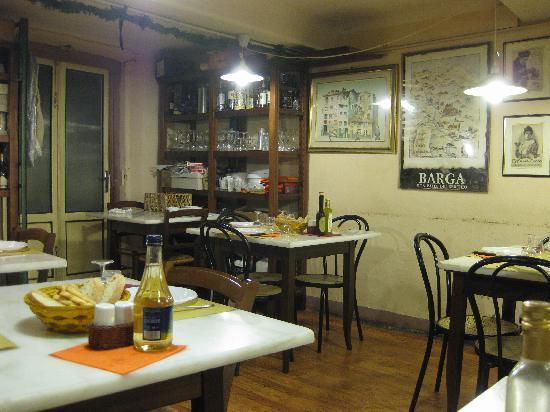 Bed & Breakfast Evelina: Bottega Delle Cose Buone Restaurant