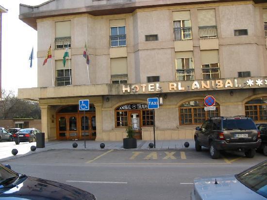 Hotel RL Aníbal: El Hotel Aníbal