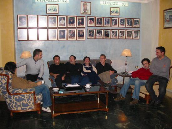 Hotel RL Aníbal: En el Hotel Aníbal