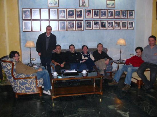 Hotel RL Aníbal: Buen rollo en el grupo de MundialChess