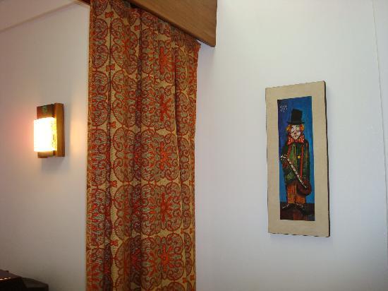 Hotel do Parque: The room decor