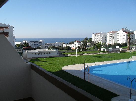 Hotel Apartamento Brisa Sol: View from the apartment