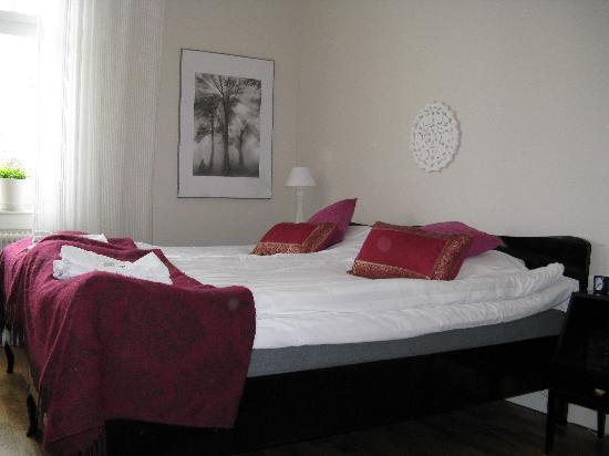 Hotell Pilen: Bed