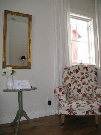 Hotell Pilen: Sitting area