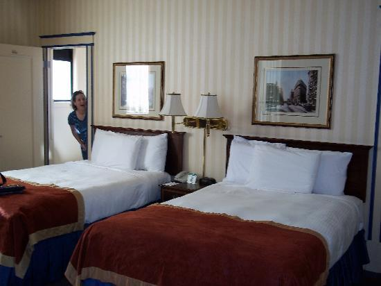 Hotel Whitcomb: Nice rooms, comfortable.