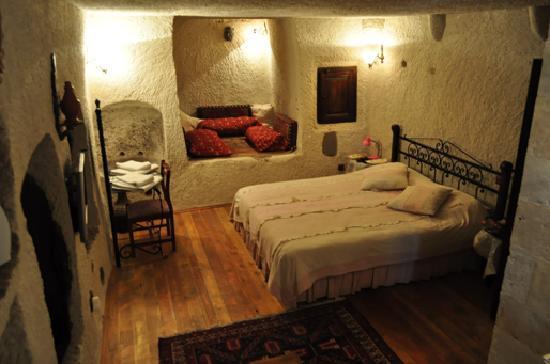 Katpatuka Cave Hotel: My room... :)
