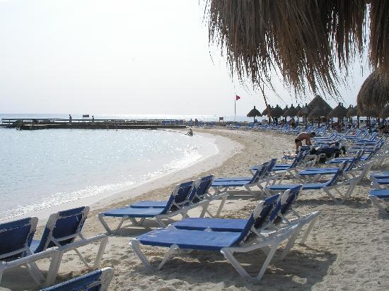 Grand Bahia Principe Coba: Coba Beach - Our favourite