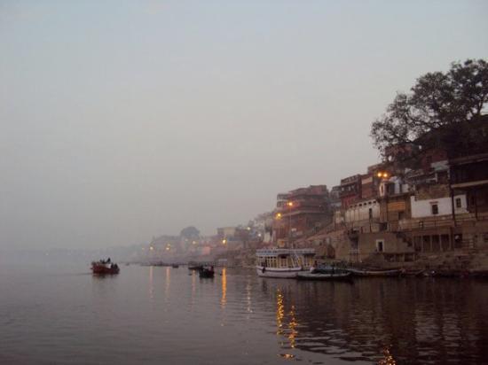 Varanasi, India: Ganges 恆河畔