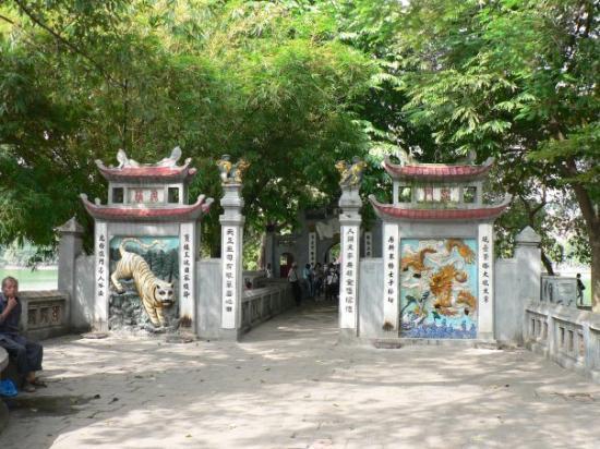 Ngoc Son Temple - Hanoi