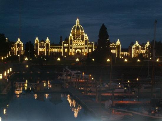 British Columbia Parliament Buildings: B.C. Parliament