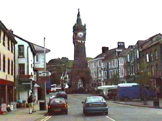 Machynlleth, Wales.