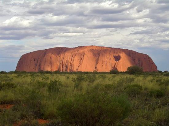 Uluru-Kata Tjuta National Park, Australia: Uluru