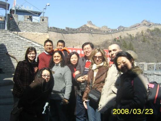 The Great wall of Jiankou-The Great Wall Alternative: Great Wall of China with friends
