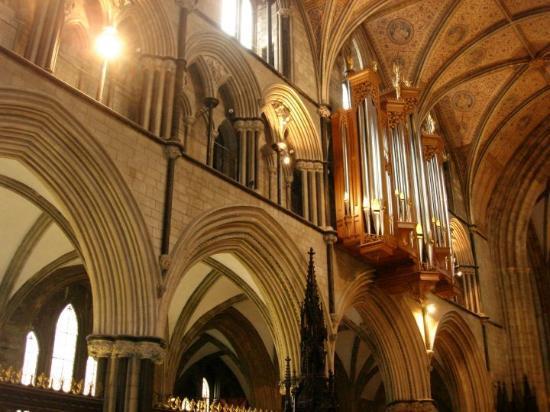 Bilde fra Worcester Cathedral